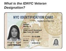 De Idnyc And Veteran Card Blasio Benefits Introduces