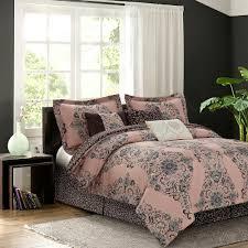 blush bedding queen. Unique Queen R2Zen Bardot Blush 7Piece Queen Comforter Set With Bedding E