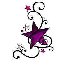 Small Picture The 25 best Small star tattoos ideas on Pinterest Star tattoos