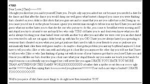 Breakup Letter Dramatic Reading Youtube
