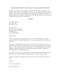 how to write follow up letter after interview apology letter  interview follow up letter 17