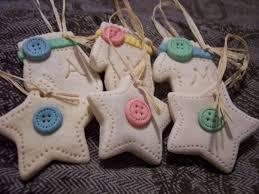 Salt Dough Ornament  EtsySalt Dough Christmas Gifts