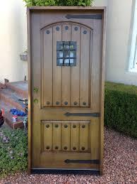 Double Front Doors On Pinterest Double Entry Doors Iron Front Door - Iron exterior door