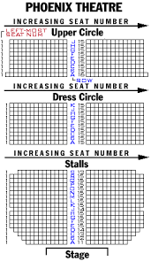 Phoenix Theater London Seating Chart Come From Away Tickets Show Info For Come From Away In