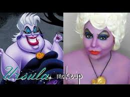 ursula makeup tutorial you
