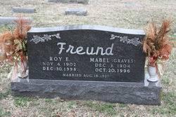 Mabel Graves Freund (1904-1996) - Find A Grave Memorial