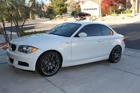 Coupe Series 2008 bmw 135i for sale : Aftermarket Wheels For 135i M-sport