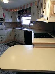 chalk paint countertops spray painting i first used counter white
