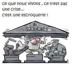 """Résultat de recherche d'images pour """"caricatures du monstre financier mondial"""""""