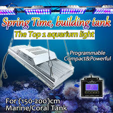 dsuny programmable acuarios marino fish tank 4 channels eu uk us plug marine aquarium