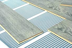 radiant heat under carpet floor heating pad floor heating pad under rug heating pad under floor