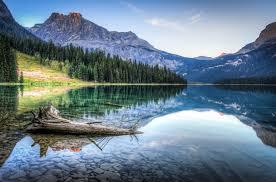 decouvrez ce lac lors de votre pvt canada