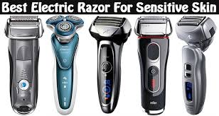 Top 10 Electric Shavers For Sensitive Skin Updated December