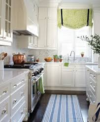 Sense And Simplicity 40 Great Countertop Colours For White Kitchens Beauteous White Cabinets And Backsplash Collection