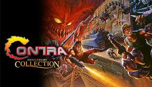 Contra Anniversary Collection On Steam