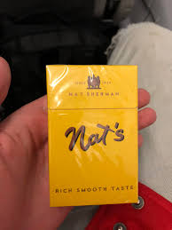 Nat Sherman Lights Nat Sherman Makes A Cigarette Pack Anyone Tried These