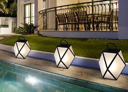 inexpensively light up an outdoor venue