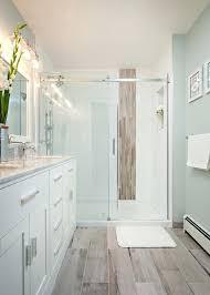wood tile flooring in bathroom. Wooden Floor Showers Gorgeous Wood Flooring In Bathroom And Best Ideas Only On . Tile D
