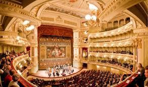 Самые известные театры в мире Интересные факты Внутри оперы Дрездена