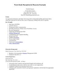 front desk clerk resume objective sample  corezume coresume application  front desk receptionist resume examples front desk resume