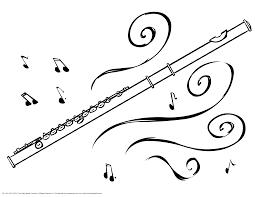 Instruments De Musique 192 Objets Coloriages Imprimer