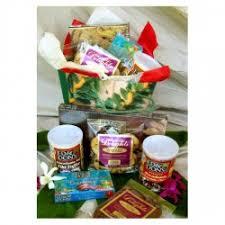 chocolate hawaiian gift bag