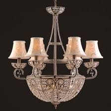 elk 5967 6 4 elizabethan dark bronze 10 light crystal chandelier loading zoom