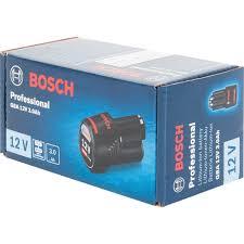 <b>Аккумулятор Bosch</b> GBA Professional, <b>12</b> В Li-ion, 3 Ач в Уфе ...