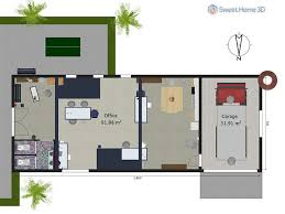 Marvelous SweetHome3DExample12 LoftWithOffice.sh3d ...
