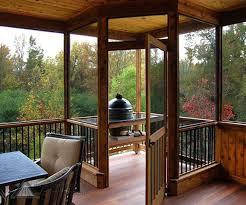 Image of: Beautiful Screen Porch Designs