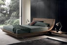 Aqua Platform Bed by Presotto room service 360