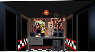 art drawing office. fnaf office by lolwutburger art drawing v