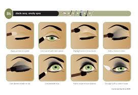 w w w my favourite make up smokey eyes how to do smokey eye make up i will teach you angie is 6 easy steps to a perfect cat eye
