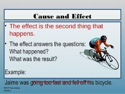 cause and effect powerpoint cause and effect•