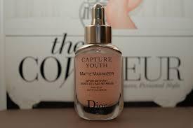 <b>Dior Capture Youth</b> Matte Maximizer — красота без ...