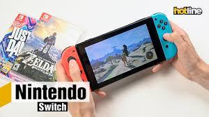 <b>Nintendo</b> Switch — <b>игровая</b> система «2-в-1» - YouTube