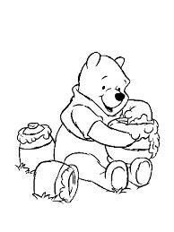 Winnie The Pooh Disegni Da Colorare Bambini Disegni