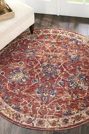 round rugs curved and circular rugs free uk delivery round red rugs red area rugs for