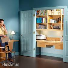 office in closet ideas. Unique Office How To Turn A Closet Into An Office Intended In Ideas