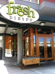 Restaurant Entrance Exterior Design of Fresh Bistro, Seattle