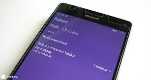Poważny błąd z kontaktami w telefonach z systemem Windows 10 ...