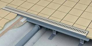 cohen linear shower drain image of drains installation instructions