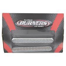 optronics platinum burners led series white led racing lights optronics platinum burners led series white led racing lights walmart com
