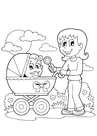 Kleurplaat Baby Meisje Krijg Duizenden Kleurenfotos Van De Beste