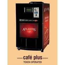 Vending Machines That Take Tokens Enchanting Atlantis Cafe Plus Token Operated Vending Machine At Rs 48 Unit