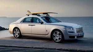 Rolls Royce Ghost Custom Surfboard Motor1com Photos