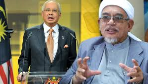 Image result for najib n hadi