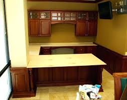cherry custom home office desk. Contemporary Cherry Cherry Custom Home Office Desk Throughout H