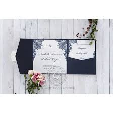 diy wedding invitations with printable free templates Wedding Invitations Fast And Cheap dazzling pearl white insert card decorated with blue floral borders printed in high rise letters, quick view Printable Wedding Invitations