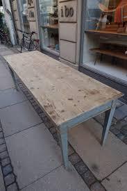 Refectory Table - Fil De Fer